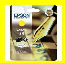 orig. Patrone EPSON 16 T1624 yellow WF 2010 2510 2520 2530 2540 2630 2640 2660