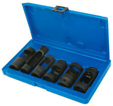 """LASER  TOOLS  4007 Diesel Injector Sockets 1/2""""Drive  6pc"""
