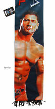 WWE Wrestling - Batista The Animal Schal 100% Polyester Ibergift Neu/New