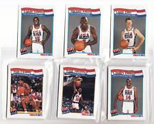 1991-92 HOOPS OLYMPIC 1992 DREAM TEAM SET MICHAEL JORDAN + 2 BONUS SETS ~ JORDAN