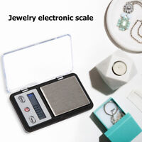 Gold Silver Scale Jewelry Pocket Digital Scale 0.01g Mini Electronic Scale