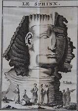 Description des Pyramides d'Egypte tant du dedans qu'au dehors : de....1708