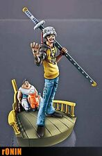 TRAFALGAR LAW - ONE PIECE Logbox Marineford Megahouse Trading figure NEW