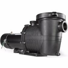 1.5HP IN GROUND Swimming spa POOL PUMP MOTOR  Strainer  above Inground 115/230v