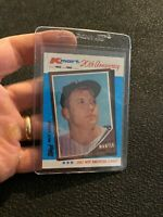 Mickey Mantle PSA READY! 1982 Topps #1 New York Yankees Collector Card GORGEOUS
