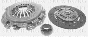 BORG & BECK CLUTCH KIT 3 IN 1 FOR FORD PLATFORM/CHASSIS TRANSIT 2.5 51 69