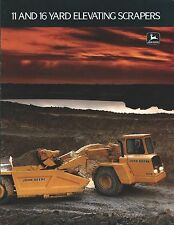 Equipment Brochure - John Deere - 762B 862B - Elevating Scraper - c1986 (E3750)