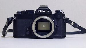 Nikon FM srl 35mm