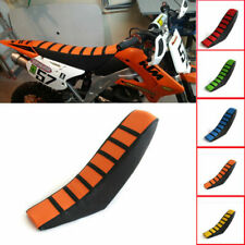 Motorcycle Seat Cover Rib Skin Rubber Dirt Bike For KTM 250 300 350 400 450 530