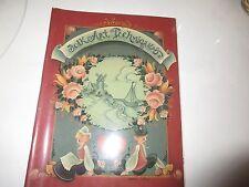 JO SONJA'S FOLK ART TECHNIQUES - 94 pages 1984 Book