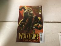 WOLVERINE EXIT WOUNDS (Marvel 2019) #1 NM 1st Print X-Men House of X Powers