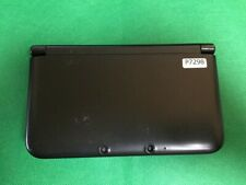 P7298 Nintendo 3DS LL Black console Japan Express