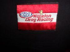 NHRA WINSTON DRAG RACING black XL t shirt