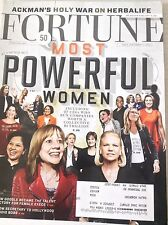 Fortune Magazine Most Powerful Women September 15, 2015 081417nonrh