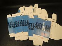 10 x MULLARD BLANK CARTON BOX for Audio Tubes ECC83 ECC803S E188CC ECC85 EF86