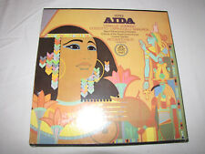 Verdi Aida New Philharmonia Orchestra Chorus Royal Opera House - Riccardo - NEW