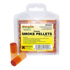 REGIN REGS21 FUMAX RED SMOKE PELLETS (PACK OF x10) *NEW* **FREE P&P**