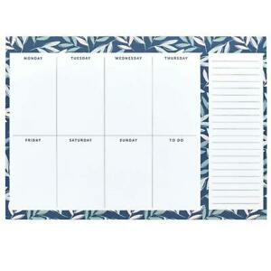 Weekly Planner Pad - Breezy Blossoms by Busy B