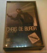 Man on the Line Cassette by Chris De Burgh - SEALED