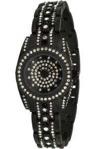 Roebelin & Graef Arc Royale Ø 26mm Ladies' Quartz Watch Zirconia Trim