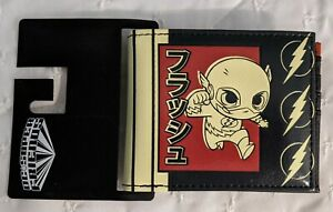 DC Super Heroes The Flash Chibi Wallet