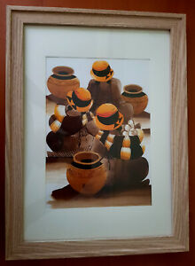 WATERCOLOUR PAINTINGS FROM PERU (WITHOUT FRAME)  -  PERUVIAN / CUZCO THEMES