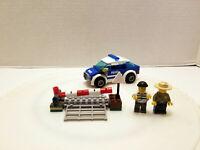 Lego 4436 Patrol Car - 2012 - 100% Build Complete