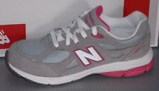 Kids New Balance Kj 990 Gpg in colors Grey / Pink Size 5