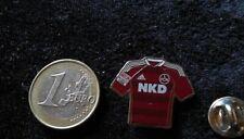 1. FC Nürnberg Trikot Pin Badge HOME 2012/2013 mit BL Patch