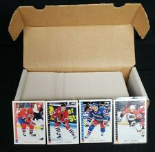 1993-94 Score Hockey Cards Canadian Edition Complete Set 1-495 Mint