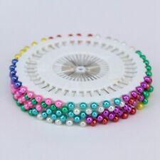 160Pcs Dressmaking Pins Sewing Round Pearl Head Pins Wedding Decorating new