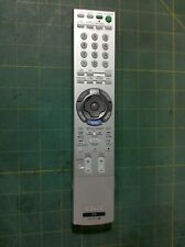 7OO15 REMOTE CONTROL FOR SONY TV RM-Y010, VERY GOOD CONDITION