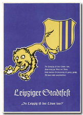 "Anlaßkarte ""Leipziger Stadtfest"" mit entspr. SSt. 1939"
