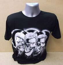 SWEDISH HOUSE MAFIA Singles reversible short sleeve promo T shirt NEW/UNWORN Med