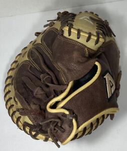 Akadema AGC98 Prodigy Series Youth Baseball Catchers Glove Praying Mantis RHT