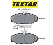 2309903 Kit pastiglie freno a disco ant.Nissan-Opel-Renault (MARCA-TEXTAR)