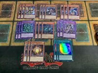 *** THUNDER DRAGON DECK CORE *** DRAGONDARK, DRAGONHAWK, DRAGONROAR YUGIOH!