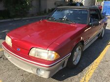 1993 Ford Mustang GT Convertible 2-Door