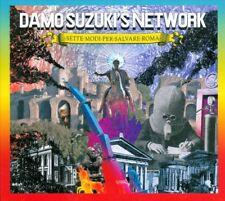 DAMO SUZUKI / DAMO SUXUKI'S NETWORK - SETTE MDI PER SALVORE ROMA