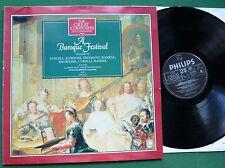 Great Composers 28 A Baroque Festival Purcell Albinoni + Marriner 411005-1 LP