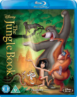 The Jungle Book (Disney) Blu-ray (2013) Wolfgang Reitherman cert U Amazing Value