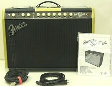 Fender Limited Edition SuperSonic 22 Watt Black/Gold Combo Amplifier Amp - NEW