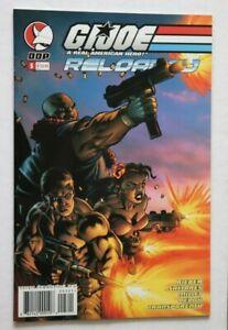 GI Joe Reloaded Issue 5 2004 Devil's Due DDP