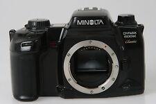 Minolta Dynax 600si Classic SLR chassis #56502019