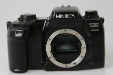 Minolta Dynax 600si Classic SLR Gehäuse #56502019