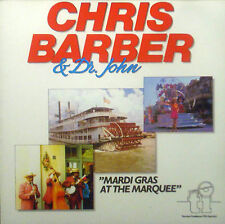 CD CHRIS BARBER & DR. JOHN - mardi gras at the marquee