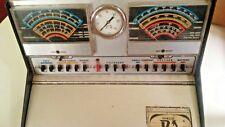 Vintage DIXCO Engine Analyzer Automotive Auto Test Station Model 397