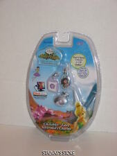 Disney Pixie Tinkerbell Clickables Charms Silvermist