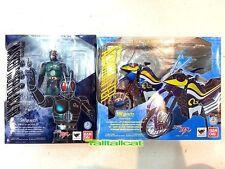 Bandai S.H.Figuarts Kamen Masked Rider BLACK RX Ver.2.0 & Acrobatter SHF