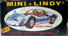 Vintage Mini Lindy Model Car, #1 Porsche Carrera, New and unassembled in Box